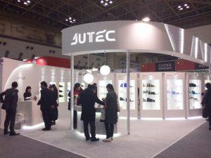 jutec展示会ブース1